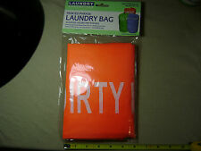 Laundry Bag with Draw String Closure and Toggle you pick type (NEW) USA Seller