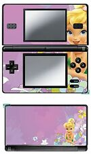 SKIN STICKER AUTOCOLLANT DECO POUR NINTENDO DS LITE REF 10 FEE CLOCHETTE