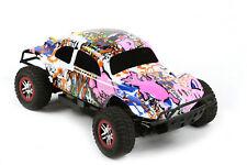 Custom Buggy Body Graffiti Pig Shell for Traxxas Slash 1/10 Baja 6811 Truck Car