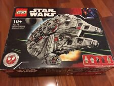 Lego Star Wars Ultimate Collector's Millennium Falcon (10179) 1st edition set