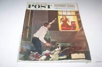 OCT 3 1959 SATURDAY EVENING POST magazine SILVERWARE