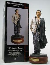 James Dean Musical Figurine by PSC International Tune: California Dreamin' New