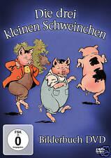 DVD Les Trois Petits Petit cochon Livre d'images DVD