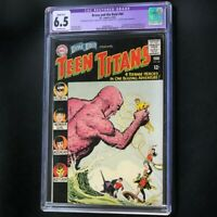 Brave and the Bold #60 💥 CGC 6.5 Restored 💥 1st Wonder Girl Donna Troy DC 1965