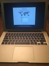 """Apple MacBook Air 13"""" 1.7GHz Intel i7 8GB 128GB 2013 *EXCELLENT CONDITION*"""