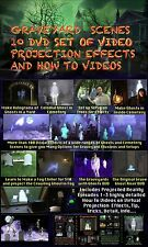 GRAVEYARD PROJECTION 10 DVD SUPER DEAL by JON HYERS