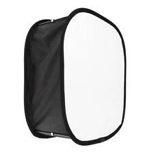 Foldable Softbox Diffuser for Yongnuo YN600/900 LED Video Light Panel -Black