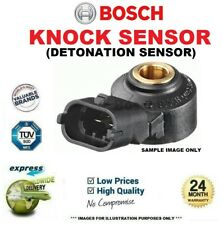 BOSCH KNOCK SENSOR for FORD ESCORT IV Convertible 1.6 XR3i 1986-1990