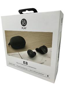 Bang & Olufsen Beoplay E8 Wireless Bluetooth In-Ear Kopfhörer Schwarz