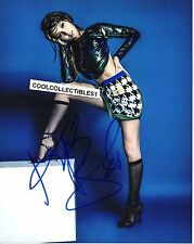 "KELLI BERGLUND ""LAB RATS: ELITE FORCE"" HAND SIGNED 8X10 COLOR PHOTO 1 ""PROOF"""