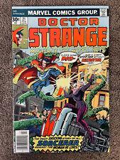 Doctor Strange #21 9.6-9.8 Never Pressed Attic Find