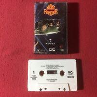 Night Ranger – 7 Wishes  1985:MCA Cassette MCAC-39320, EX copy