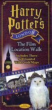 Harry Potter's London The Film Location Walk & Map Magic J K Rowling Radcliffe
