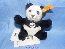 Steiff Keyring Panda EAN 112102 - Brand New Nice Birthday Present Gift