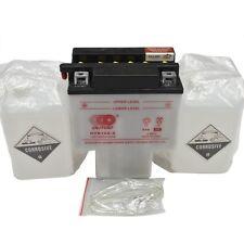 HYB16A-AB HYB16A-BS Battery for Honda VT700 VT750 VT1100 Shadow A C E Spirit zu