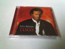 "JULIO IGLESIAS ""TANGO"" CD 12 TRACKS COMO NUEVO"