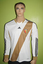 Adidas Racing Club de Lens maillot jersey maillot taille L manches longues 2013