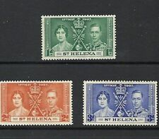 Mint Hinged Single St Helena Stamps