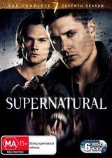 Supernatural : Season 7 (DVD, 2012, 6-Disc Set)