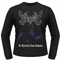 Plastic Head Mens Mayhem - De Mysteriis Dom Sathanas Shirt Black PH1086LLS Large
