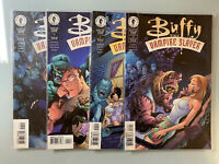 X4 Buffy The Vampire Slayer Dark Horse Comics Mint Condition