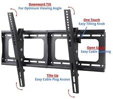 Full Motion Heavy-Duty Tv Wall Mount Tilt Swivel Bracket 32 40 42 50 55 65 70 72