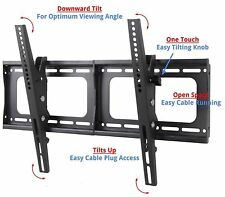 Heavy-Duty Tv Wall Mount Tilt Bracket 32 40 42 50 55 65 70 72
