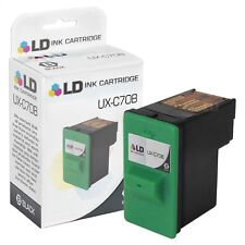 LD Remanufactured Sharp UX-C70B Black Ink Cartridge