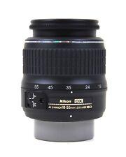 Nikon AF - S Nikkor 18-55mm 1:3 .5-5.6 G II Ed Dx