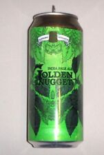 Golden Nugget Ipa - Toppling Goliath - Empty 16oz Craft Beer Can Iowa