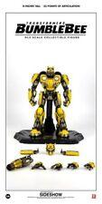 "Transformers Bumblebee ThreeA Toys DLX Scale Figure Bumblebee Movie 8"" Hasbro"