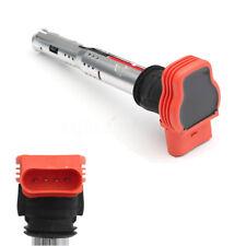 Ignition Coil For VW Touareg Audi TT A4 A6 A5 Q7 Q5 R8 4.2 V8 #06E905115E 06-13