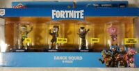 Domez Fortnite Dance Squad Action Figures Rex Rust Lord Omega Cuddle Leader