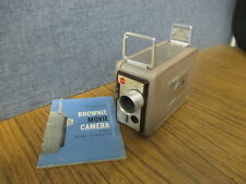 Vintage 8mm Kodak Brownie Movie Camera