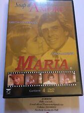 Maria soap d'amore colla dvd 4 dvd
