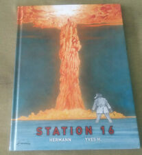 Station 16 Dark Horse Deluxe Hardcover by Hermann & Yves H SAF Comics