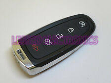 Ford Lincoln 5 Button All In One Remote Transmitter Reeplacement Fob (No Fcc Id)