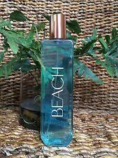 New FULL SIZE Bath and Body Works At The Beach - 8 oz Fragrance Mist
