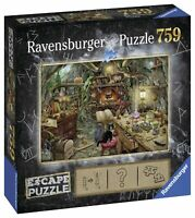 19958 Ravensburger Witch's Kitchen Escape Room 759pc Jigsaw Puzzle Game 12yrs+
