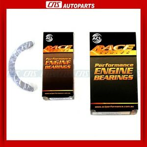 ACL Race STD Main Rod Bearings For Toyota 4AGE 16/20V Black/Silvertop 4AGZE AE86