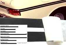 Satz Zierstreifen Opel Kadett B Rallye Sprint F-Coupe SZLS bis MJ71 CIH OHV