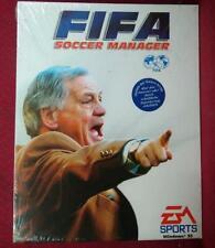 FIFA Soccer Manager PC CD-ROM BIG BOX ✰NEU & OVP✰