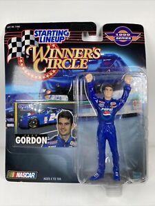 Jeff Gordon 24 1999 Starting LineUp Winners Circle Figurine Pepsi Nascar