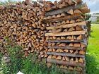 Brennholz Fichte, gelagert, auf Wunsch gesägt 25,33, 50 oder 100 cm, ofenfertig