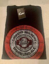 Coopers Sparkling  Ale Beer Black  T-SHIRT