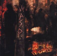 WASP - Dying for the World [CD]