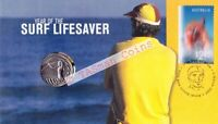 PNC Australia 2007 Year of the Surf Lifesaver RAM 20c Commemorative Coin