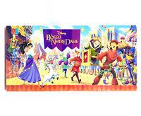 Jeu Vintage MB Disney : Le Bossu de Notre Dame - Bon état - Fonctionnel 1996
