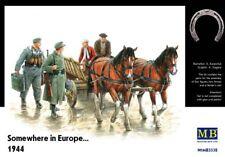 Master Box 1/35 en algún lugar en Europa 1944 # 3538