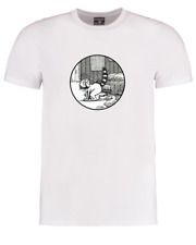 Fat Freddy's Cat Dump Vintage Adult Comic Logo Men's T-Shirt